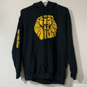 Lion King Hoodie Sweater